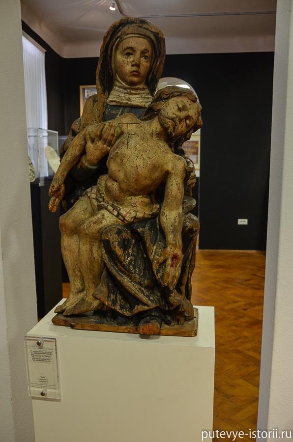 музей города Ровиня