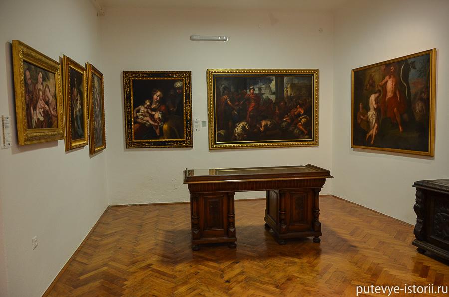 Музей города Ровинь
