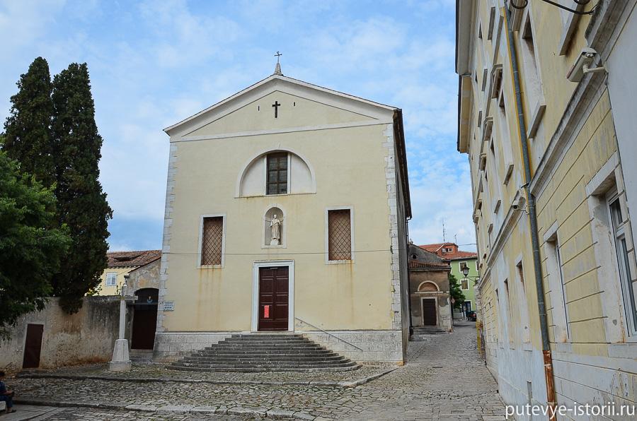 Францисканский монастырь Ровинь