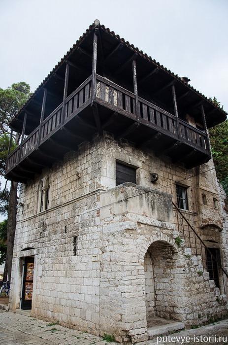 Пореч Романский дом