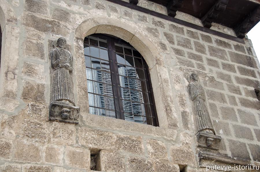 Пореч , дом двух святых
