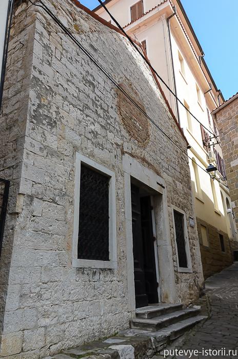Пиран церковь