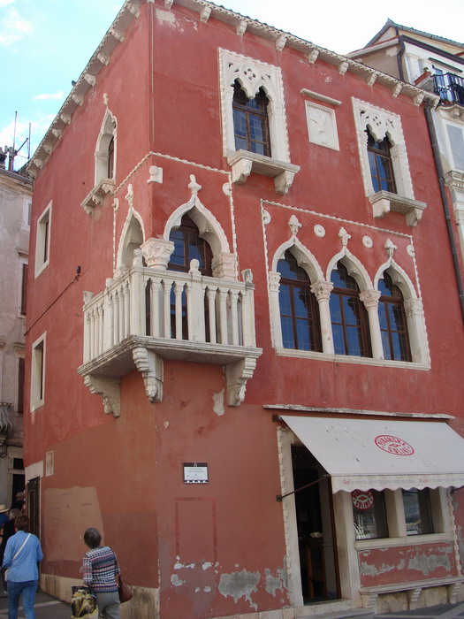 Пиран дом венецианка