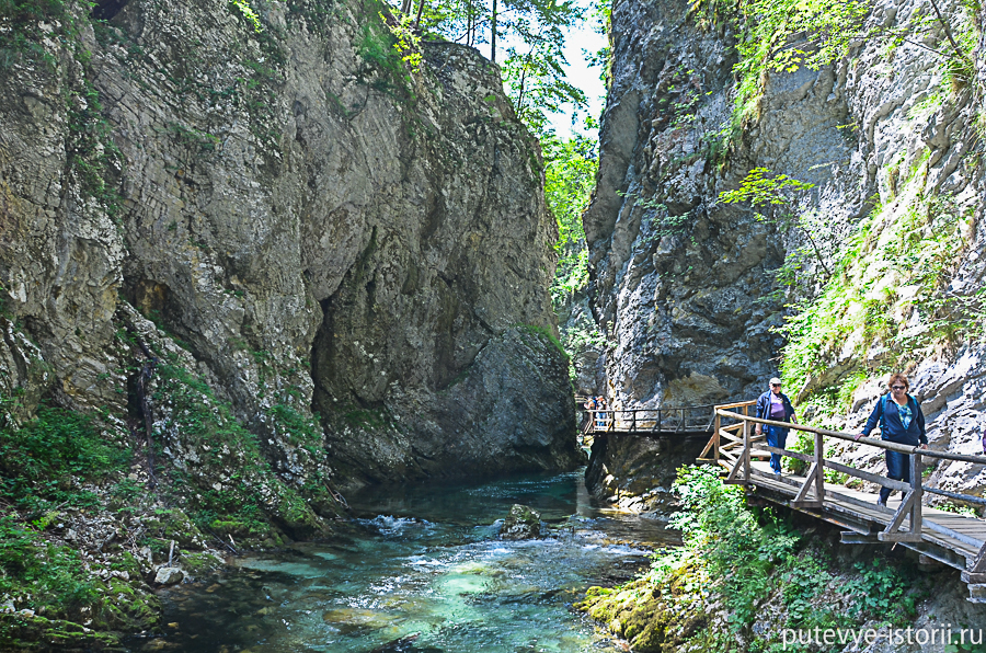 Ущелье Винтгар
