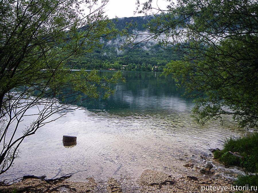 бохиньское озеро фото