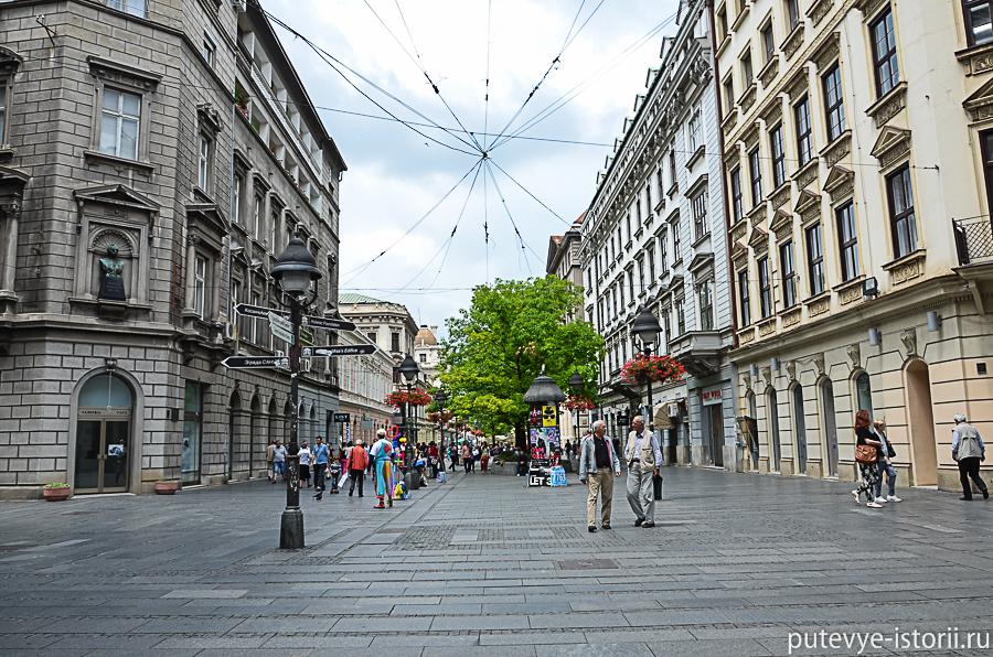 белград улица князя Михаила