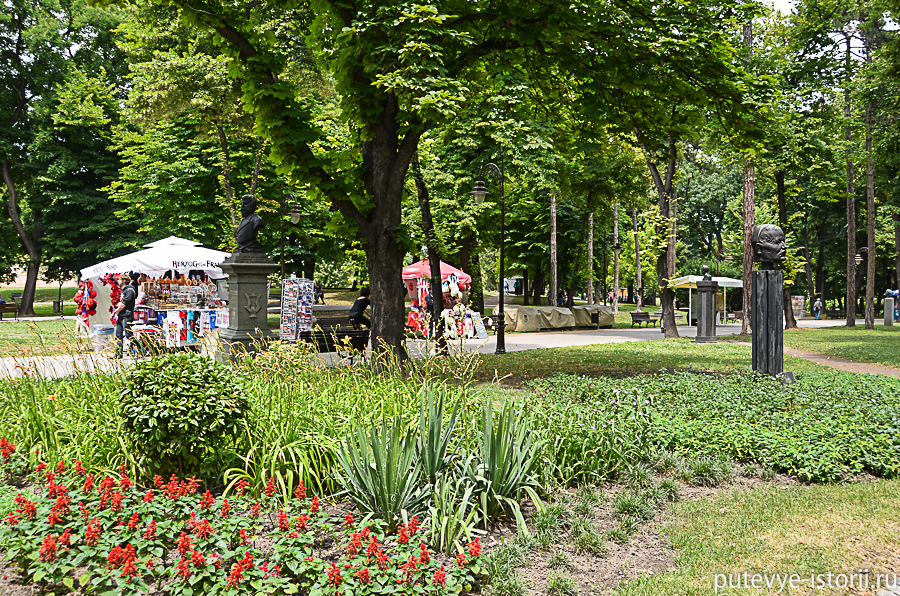 калемегдан парк