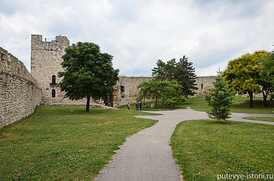 Калемегдан Белградская крепость Деспотовы ворота