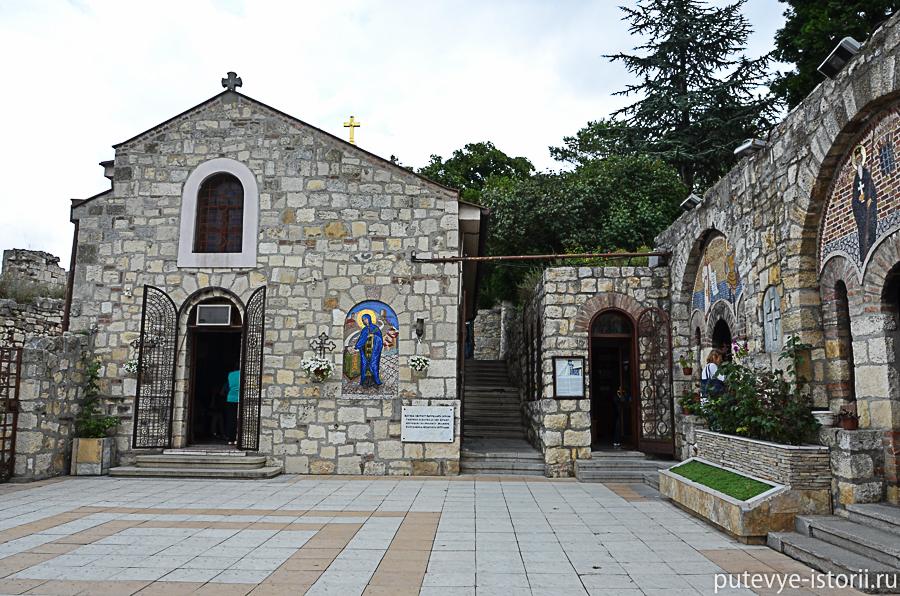 Калемегдан Белградская крепость церковь ружица