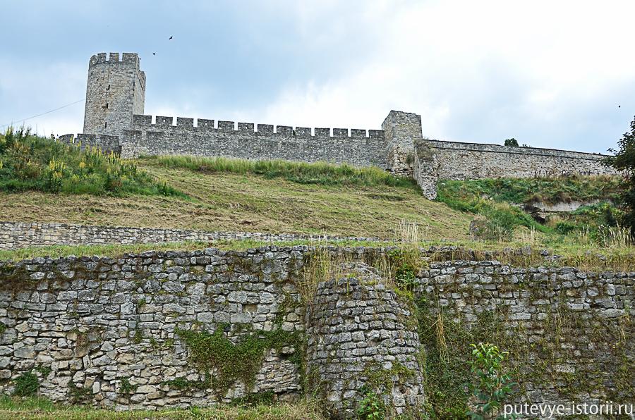 Калемегдан Белградская крепость
