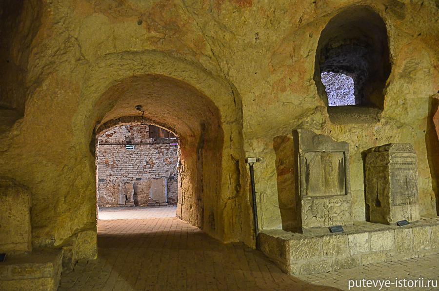 Калемегдан Белградская крепость Пороховой склад