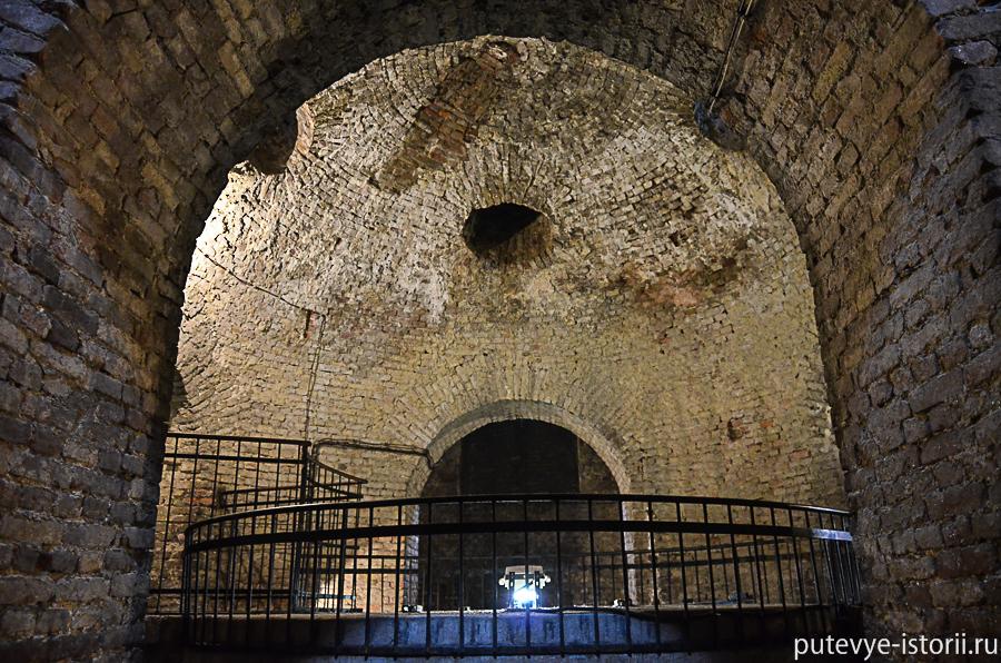 Калемегдан Белградская крепость римский колодец