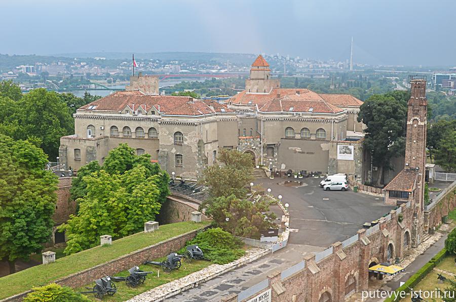Калемегдан Военный музей