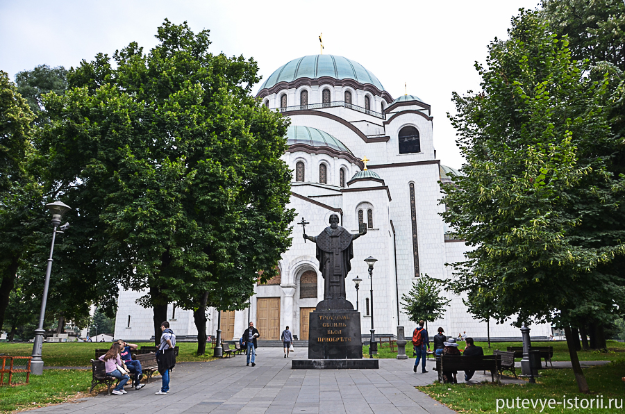 собор св саввы