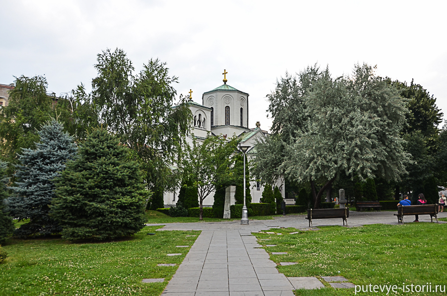 храм св саввы в белграде