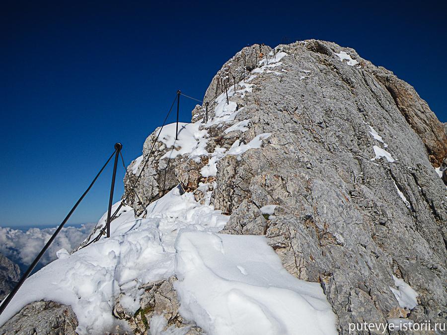гора Триглав