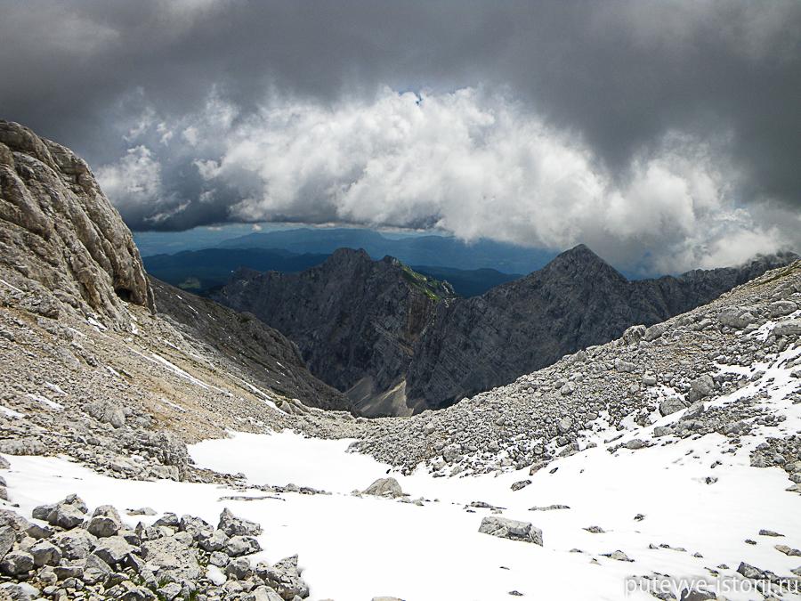 поход Альпы