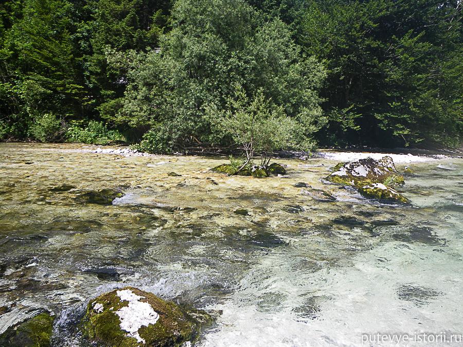 озеро бохинь окрестности