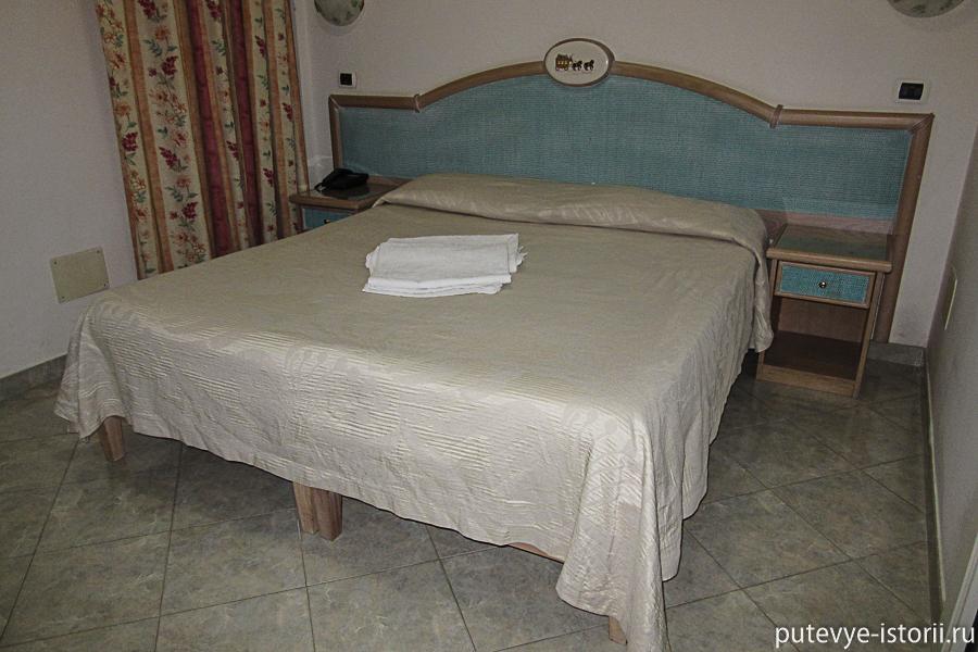 отель дел постильоне