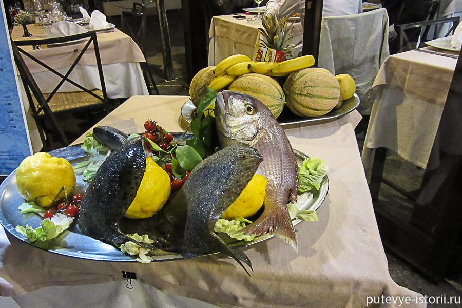 рыба искья