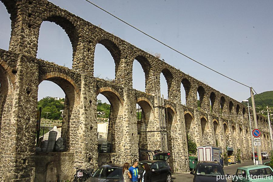 Акведук искья