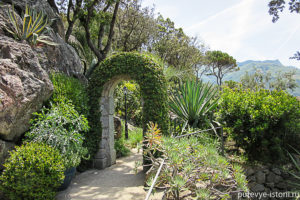 Сады Ла Мортелла на Искье