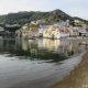 Сант-Анджело, Искья. Городок на «подошве» скалы