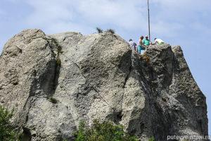 Прогулка на вулкан Эпомео. Пешие маршруты на Искье