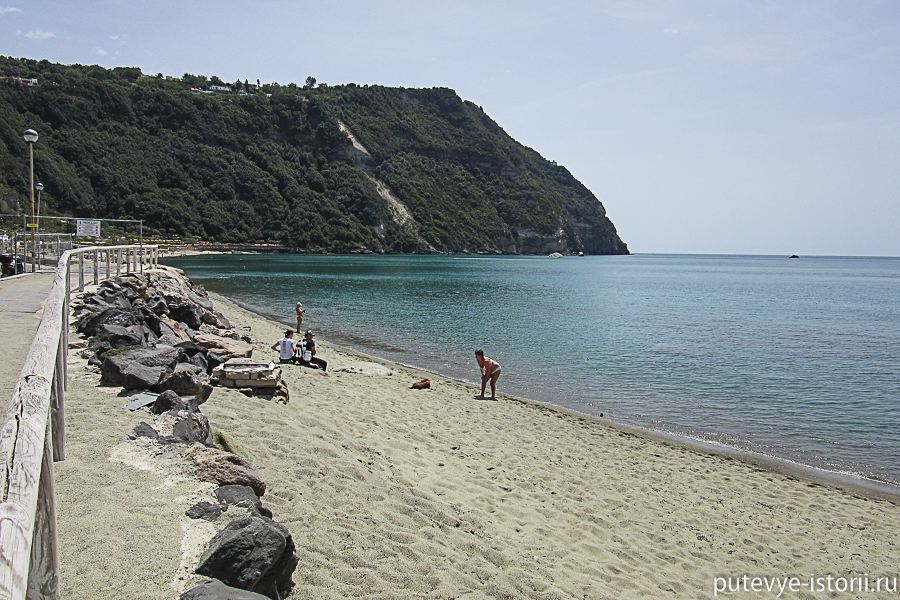 пляж читара