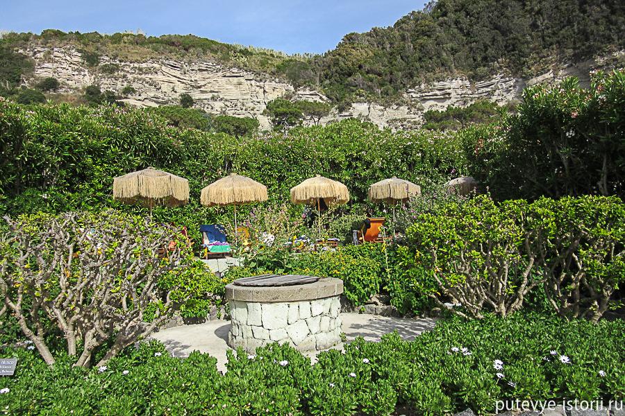сады посейдона
