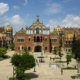 Больница Сант-Пау в Барселоне, шедевр Доменека-и-Монтанера