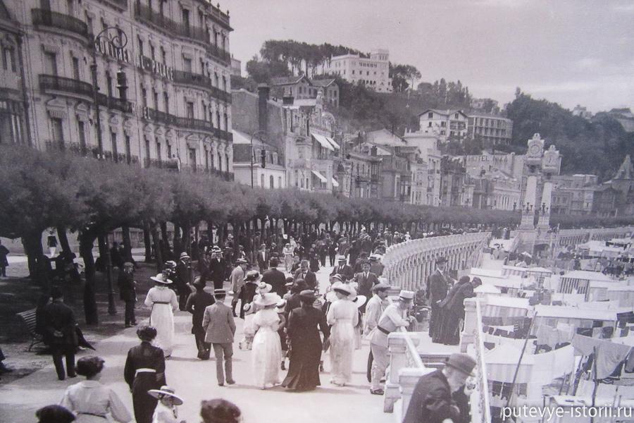 Сан-Себастьян фото