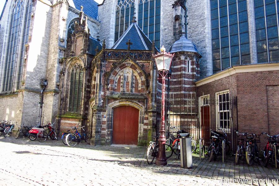 амстердам аудекерк