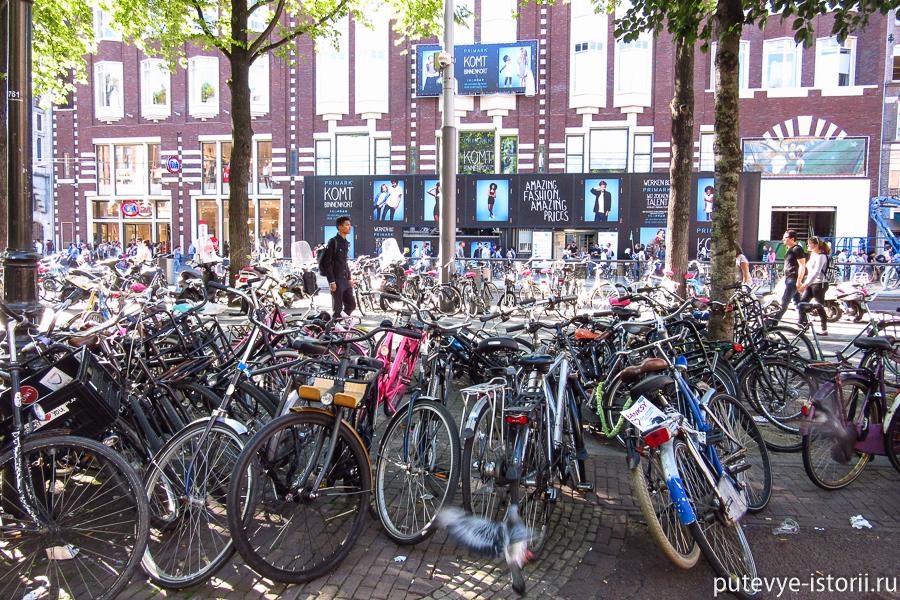 амстердам биржа берлаге