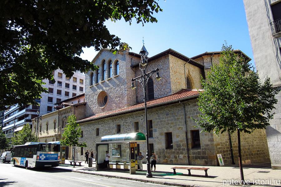 пасмлона церковь сан-николас