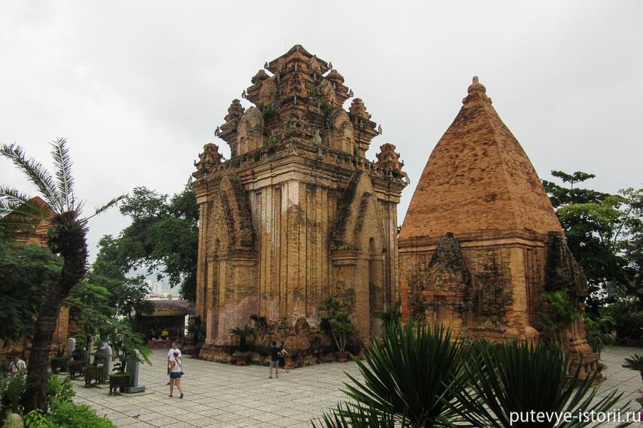 Нячанг, Вьетнам, По Нагар