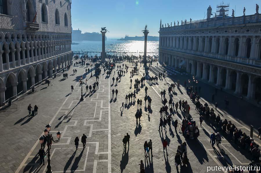 церкви венеции собор сан марко