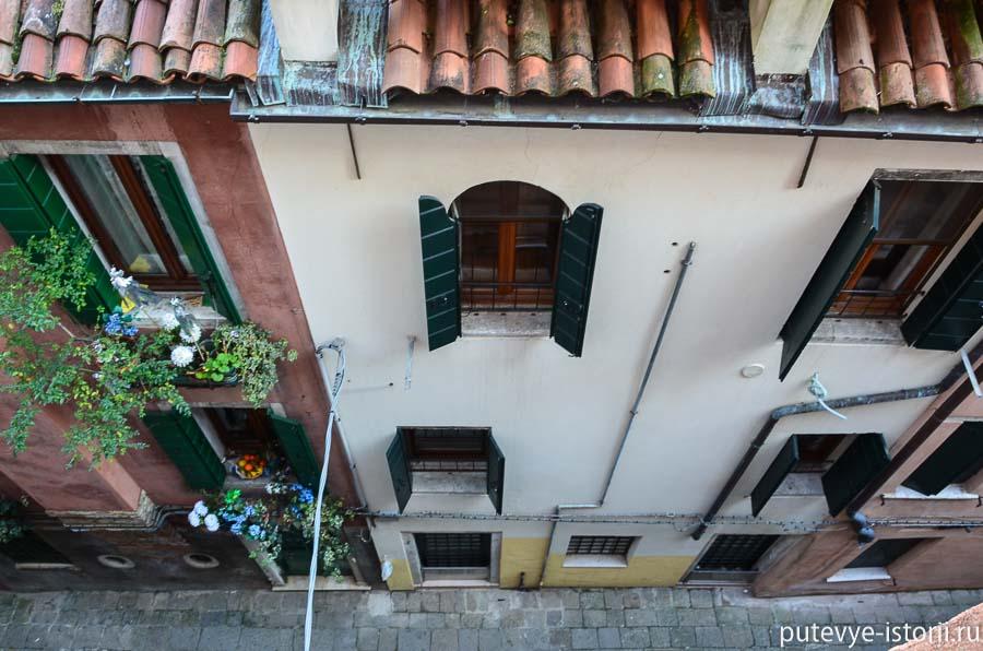 квартира в венеции
