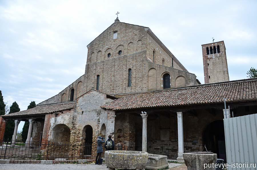базилика Ассунта на Торчелло