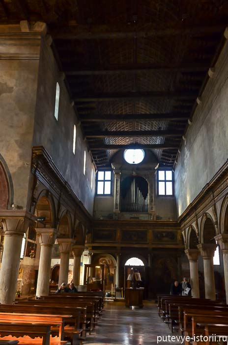 церкви венеции