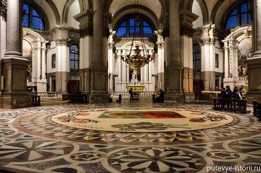 церкви венеции Салюте