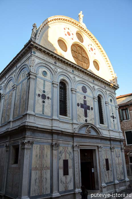 церкви венеции мираколи
