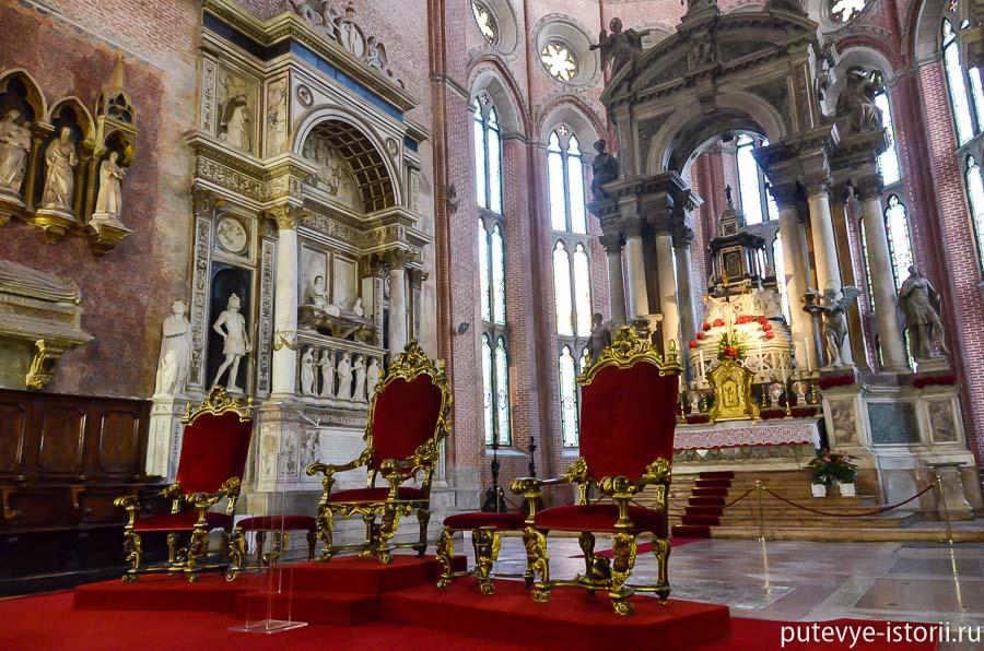 церкви венеции сан-заниполо