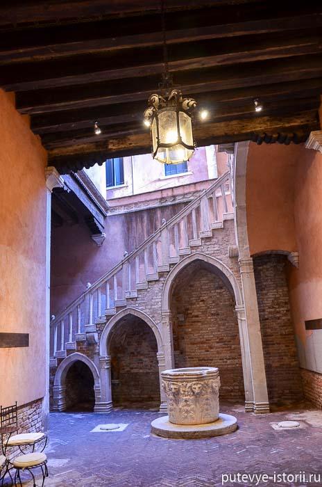 музеи венеции дом гольдони
