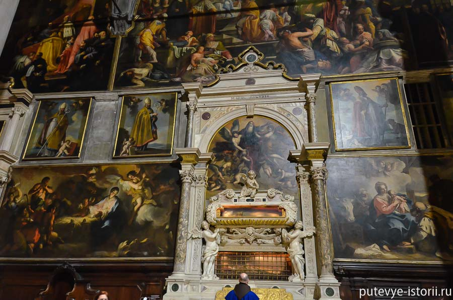 церкви венеции сан заккария