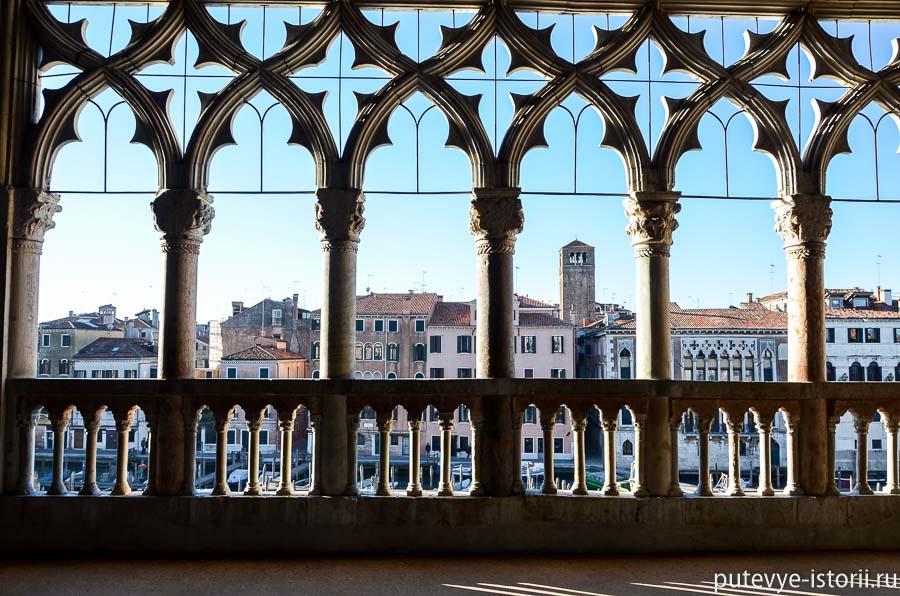 музеи венеции ка д оро