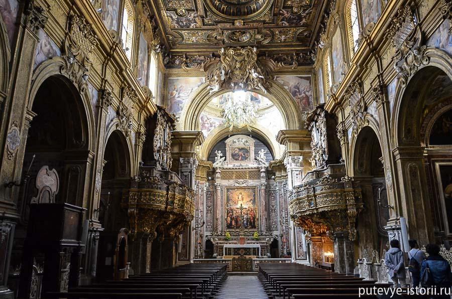 неаполь церковь Григория Армена