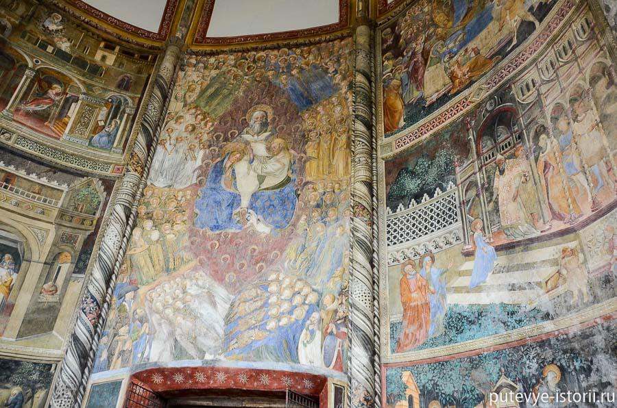 неаполь церковь сан-карбонара