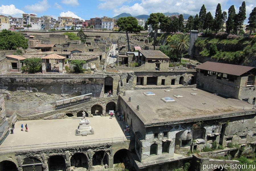 окрестности Неаполя