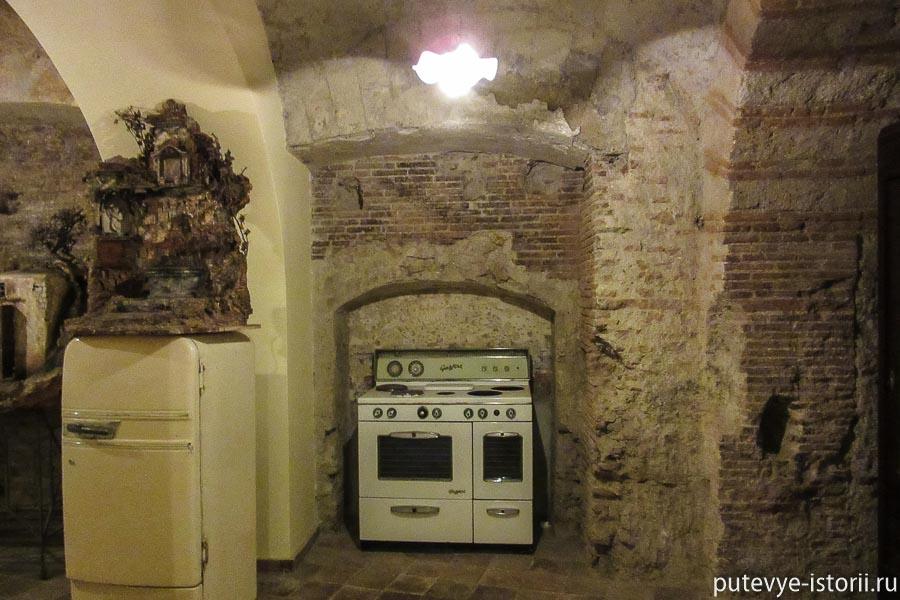 подземный неаполь